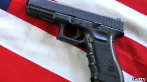 EUA têm 88,8 armas de fogo para cada 100 habitantes
