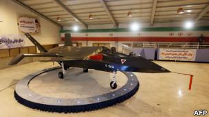 Avião de combate iraniano poderia despistar radares, dizem autoridades