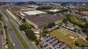 Fábrica da VW em São Bernardo do Campo possui área total de 1,2 milhão de metros quadrados