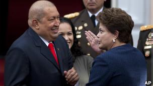 Morte de Hugo Chávez pode ter impacto nas relações da Venezuela com o Brasil