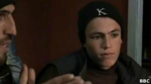 Jawid, 18, é viciado em heroína há dez anos