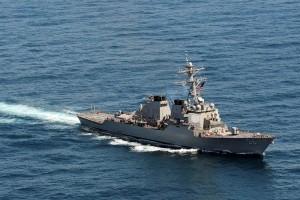 """DEFENSA Ninguno de estos buques forma parte de las maniobras conjuntas """"Foal Eagle"""" que están llevando a cabo Estados Unidos y Corea del Sur. (Foto: Reuters (Archivo) )"""