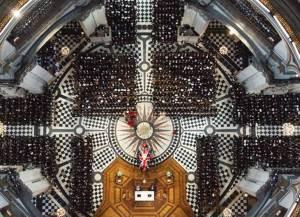 La urna con las cenizas serán depositadas junto a su esposo Sir Denis en el Hospital de Chelsea, dedicado a los pensionados, donde Thatcher inauguró en 2009 una enfermería que lleva su nombre AP