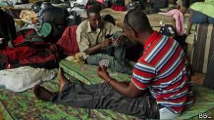 Grandes levas de imigrantes haitianos têm entrado no Brasil pela fronteira do Acre