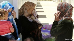 Jovens sírias são cobiçadas por homens árabes por serem 'boas donas de casa', entre outros 'dotes'
