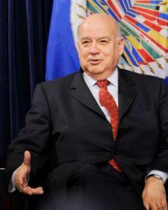 El secretario general de la OEA, José Miguel Insulza. / OAS.ORG
