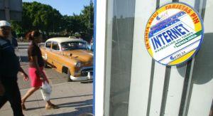 Un local con acceso a Internet para turistas, en La Habana. / AP (ARCHIVO)