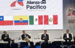 La Alianza del Pacífico aprobó el jueves pasado la adhesión de Paraguay. AFP / ABC Color