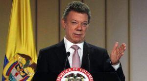 Juan Manuel Santos, presidente de Colombia / EFE