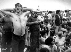 rês dias de música e desconcentração no auge do movimento hippie