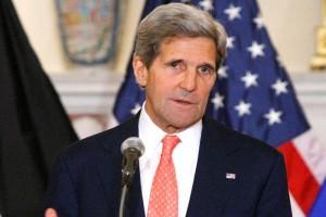 ESPÍAN El secretario de Estado estadounidense, John Kerry, defendió el programa para espiar al mundo. (Foto: Archivo EL UNIVERSAL )