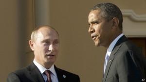 Obama e Putin têm visões opostas sobre como reagir à crise no país árabe