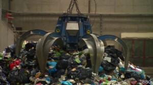 Quatro toneladas de lixo tem o mesmo potencial energético do que uma tonelada de óleo combustível