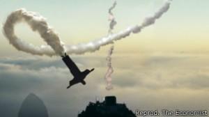 O Brasil viveria um 'voo de galinha'?, questiona a Economist