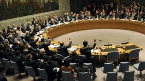 Os 15 membros do Conselho de Segurança aprovaram por unanimidade resolução sobre a Síria
