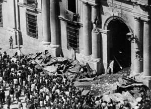 Hace cuarenta años, el 11 de septiembre de 1973, se produjo un sangriento golpe de Estado contra el primer presidente socialista electo por los votos del pueblo, Salvador Allende