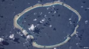 As ilhas Carteret, na Papua-Nova Guiné, estão ameaçadas de desaparecer embaixo d'água