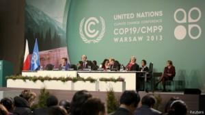 Um dos objetivos da COP19 é pavimentar a discussão para reunião em 2015, em Paris