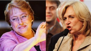 No dia 15 de dezembro, Michellet Bachelet e Evelyn Matthei disputam 2° turno