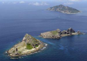 Las islas Senkaku / Diaoyu, motivo de fricción entre Japón y China, en una imagen de septiembre de 20102. / AP