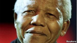 Nelson Mandela foi o primeiro presidente negro da África do Sul